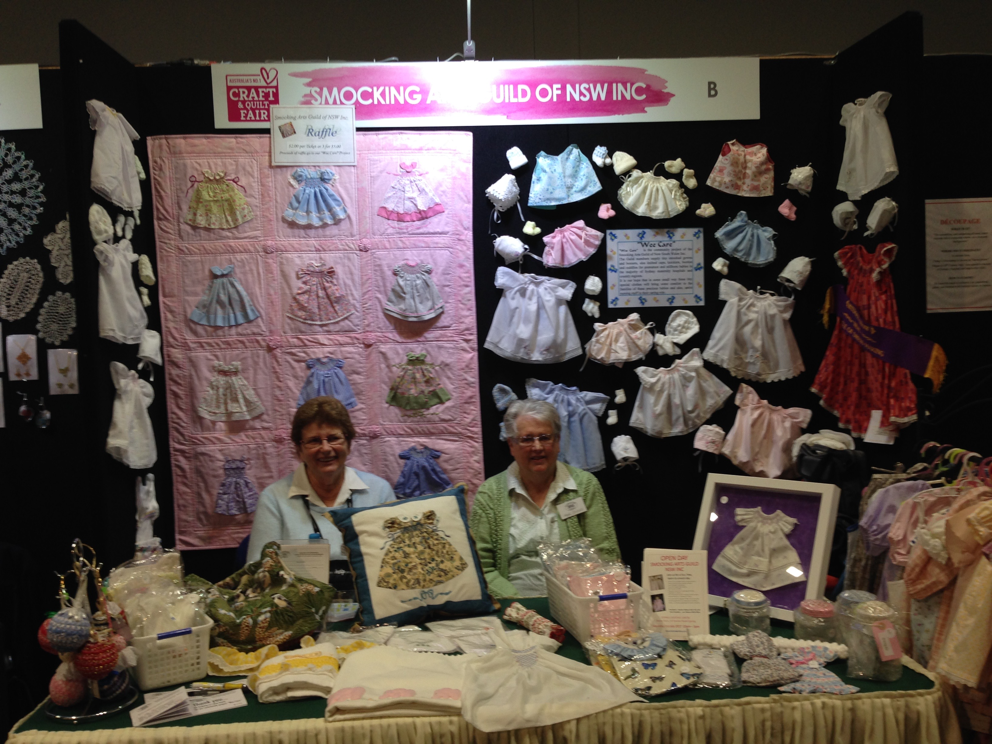 About Us – Smocking Arts Guild of NSW